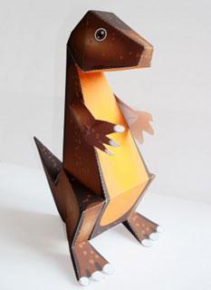 T-Rex Papercraft