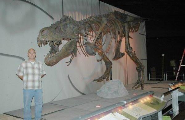 Tyrannosauripus Facts