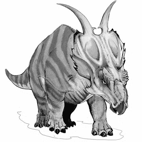 achelousaurus habitat