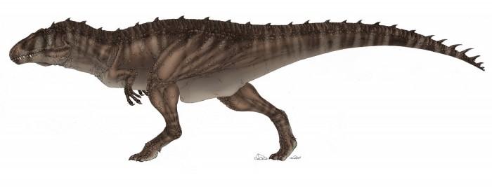 Acrocanthosaurus habitat