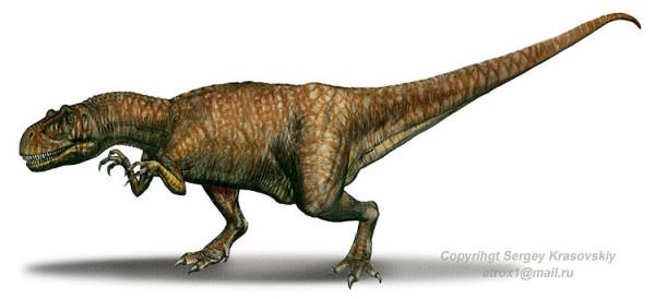 afrovenator dinosaur king