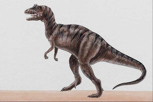 Ceratosaurus habitat