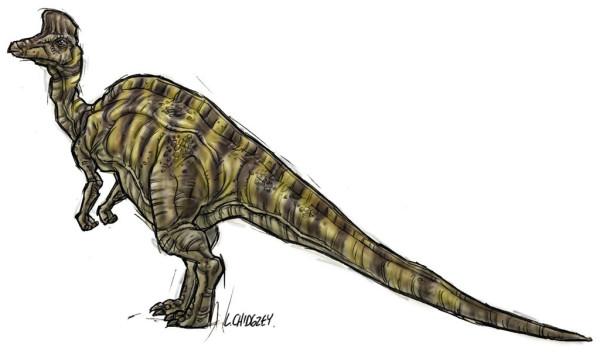 corythosaurus habitat