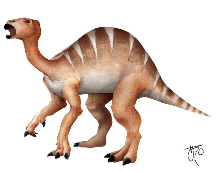 iguanodon diet
