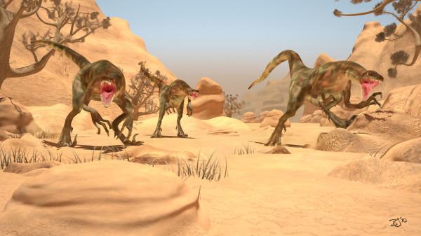 Adasaurus Cretaceous Period