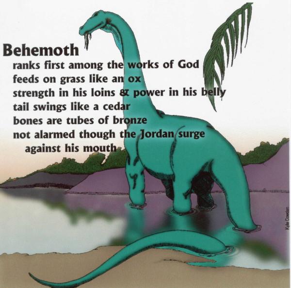 dinosaur bible study