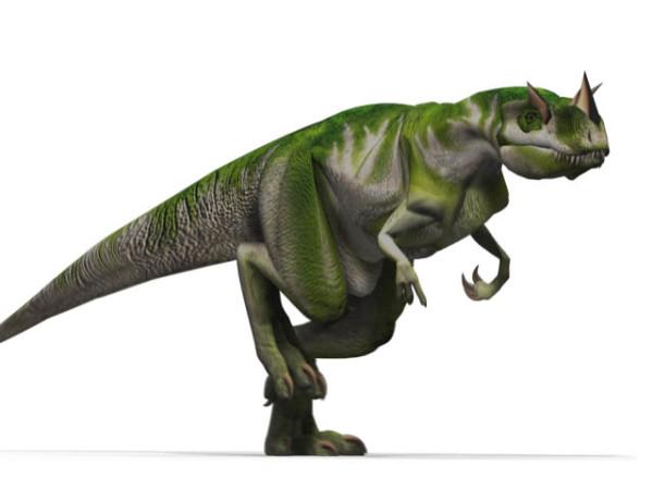 Ceratosaurus size