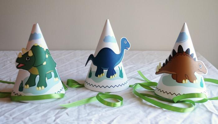 dinosaur train party hats