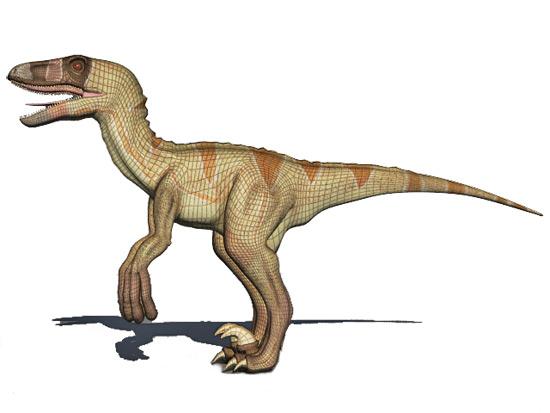 dromaeosaurus habitat