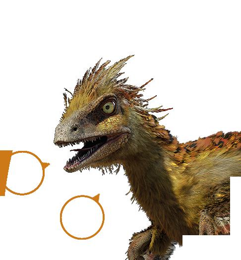 hesperonychus dinosaurio