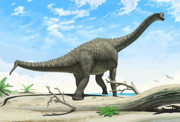 europasaurus habitat