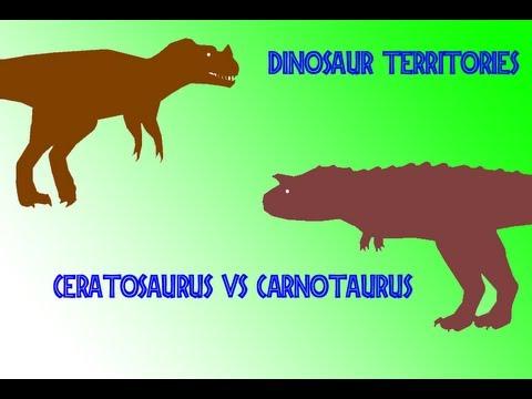 Carnotaurus vs Ceratosaurus picture
