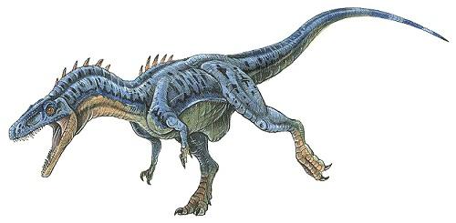 Chindesaurus Dinosaurs