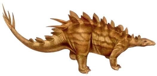 Huayangosaurus Dinosaurs Fact