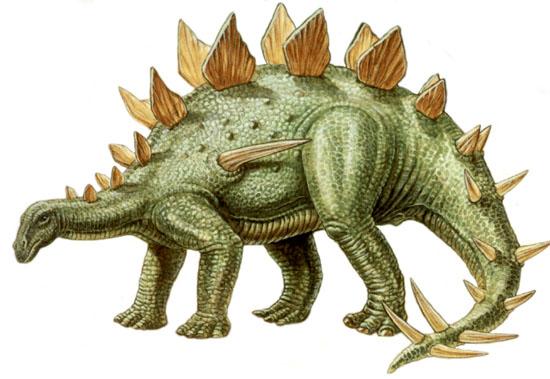Lexovisaurus Dinosaurs Fact