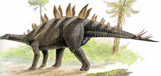 Lexovisaurus Dinosaurs