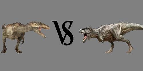T-Rex vs Giganotosaurus Facts