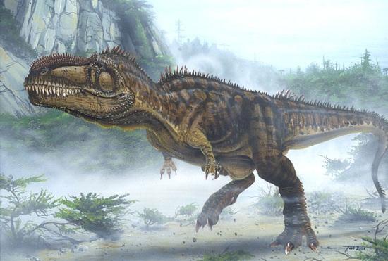 T-Rex vs Giganotosaurus Sheet
