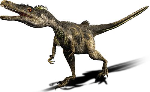 T-Rex vs Velociraptor Jurassic Park