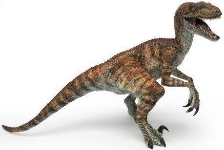 T-Rex vs Velociraptor Sheet