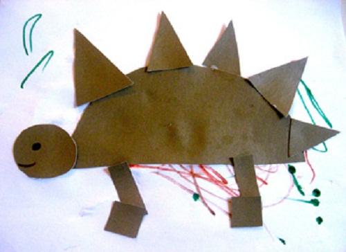 dinosaur art activities