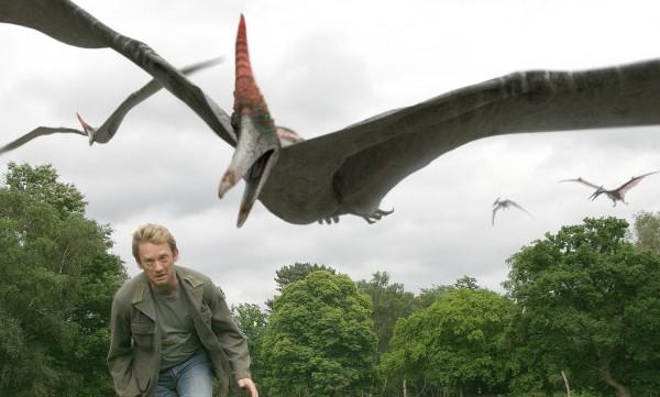 Pteranodon Size Comparison